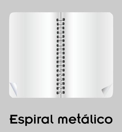 Espiral metalico