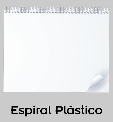 Espiral plastico